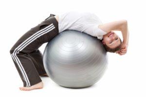 gerinc tréning